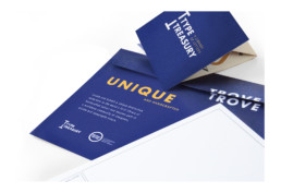 Type Treasury Branding and Collateral Design