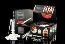 Beluga Creations Kit Packaging Design