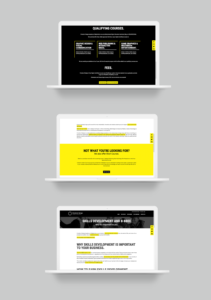 Friends of Design Responsive Website design and development
