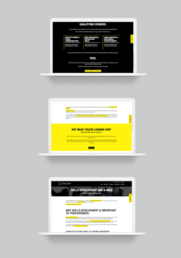 Friends of Design Responsive Website design and development