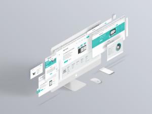 Convirt Lula Build Website UI Design and Layout