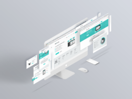 Convirt Lula Build Website UI Design and Layout