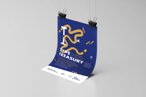 Type Treasury Poster Design