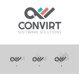 Convirt Logo design and development