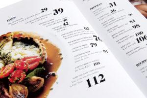 Caviar Magazine Layout and Design