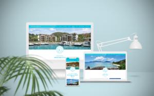 Pangia Responsive Website Design and Development